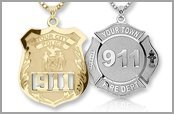 Police & Firefighter Jewelry