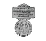 Saint Joseph Religious Metal Visor Clip