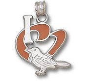 Baltimore Orioles 3 4 Inch Charm