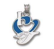 Toronto Blue Jays 3 4 Inch Earrings