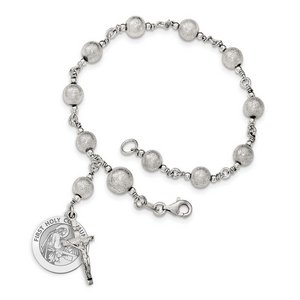 First Holy Communion Rosary Bracelet  EXCLUSIVE