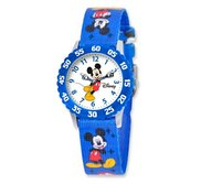 Mickey Mouse 8 4  Woven Band with Buckle Closure