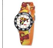 Iron Man 8 4  Woven Band With Buckle Closure