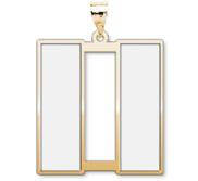 United States Army Captain Pendant