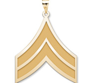 United States Army Corporal Pendant
