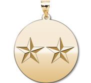 U S AirForce National Guard Major General Pendant
