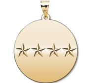 U S AirForce National Guard General Air Force Chief of Staff Pendant