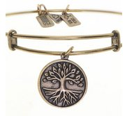 Wind   Fire  Tree Of Life  Expandable Bracelet