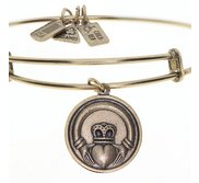 Wind   Fire  Claddagh  Expandable Bracelet