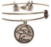 Wind   Fire  Dolphins  Expandable Bracelet