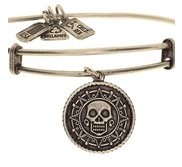 Wind   Fire  Skull  Expandable Bracelet