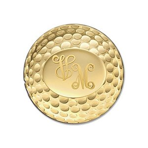 Engravable Golf Ball Marker