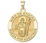 Nino De Atocha Religious Medal  EXCLUSIVE