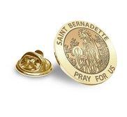 Saint Elizabeth Seton Religious Brooch  Lapel Pin   EXCLUSIVE