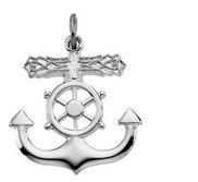 MARINER S CROSS PENDANT