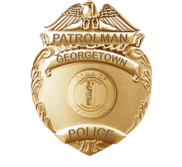 Personalized Kentucky Patrolman Police Badge with Your Number