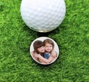Personalized Engravable Golf Ball Marker