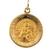 Our Lady of Mount Carmel Religious Medal