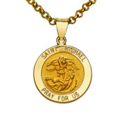 Saint Michael Religious Medal