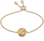 Saint Joan of Arc Religious Adjustable Bracelet