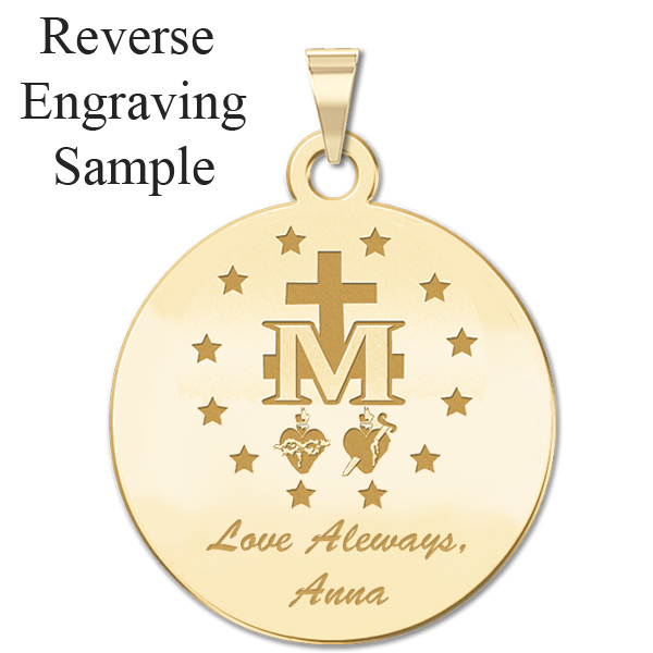 Miraculous Medal Exclusive St108 Rl