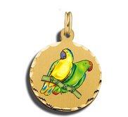 Parrot Charm