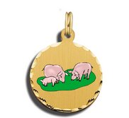 Pig Charms