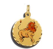 Lion Charms