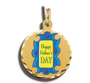 Happy Father s Day Charm