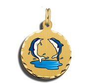Dolphins Charm