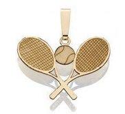 Custom Tennis Pendant