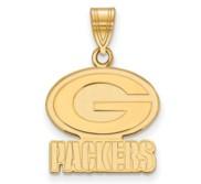 Green Bay Packers Medium Pendant