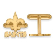 New Orleans Saints Cuff Link