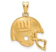 LogoArt New York Giants Helmet Pendant