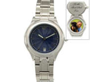 Portrait Watch Maxim Blue for Men