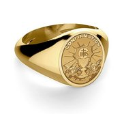 Confirmation Eucharist Religious Ring