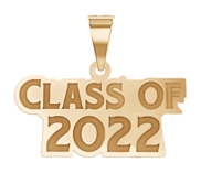 Class of 2019 Graduation Charm or Pendant