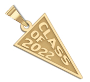 Class of 2019 Flag Charm or Pendant