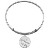 Expandable Bracelet W  Class of 2019 Charm