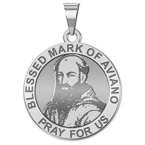 Blessed Mark of Aviano Medal  EXCLUSIVE