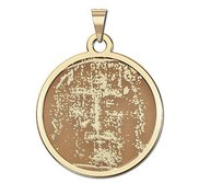 Shroud of Turin Religious Medal   EXCLUSIVE