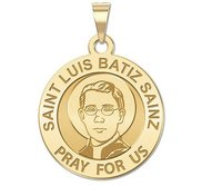 Saint Luis Batiz Sainz Religious Medal  EXCLUSIVE