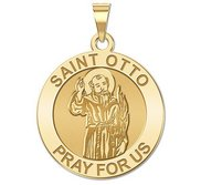 Saint Otto of Morocco Religious Medal  EXCLUSIVE