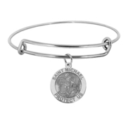 Saint Michael Expandable Bracelet