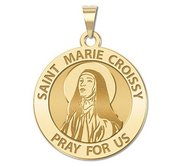 Saint Marie Croissy Religious Medal  EXCLUSIVE