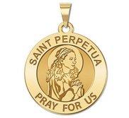 Saint Perpetua Religious Medal  EXCLUSIVE