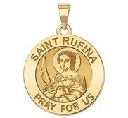 Saint Rufina Religious Medal  EXCLUSIVE