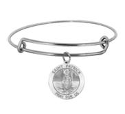 Saint Patrick Expandable Bracelet