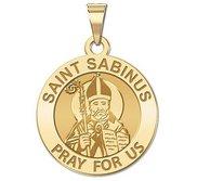 Saint Sabinus Religious Medal  EXCLUSIVE