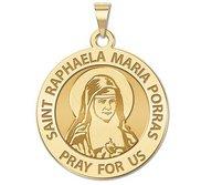 Saint Raphaela Marie Porras Religious Medal  EXCLUSIVE